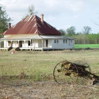 Abandoned farmhouse, Inwood, Florida (12-30-2006), Ньювилл