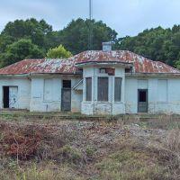 Ozark, AL Railroad Depot, Озарк