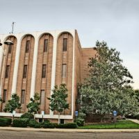 Dale County Courthouse - Built 1968 - Ozark, AL, Озарк