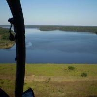 Flying over WF Jackson Lake, Онича