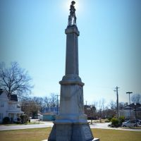 Lee County Confederate Monument, Опелика