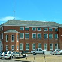 Opp Municipal Building, Опп