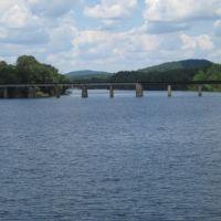 RR bridge, Coosa R, Охатчи
