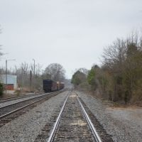 Autauga Northern Railroad, Паинт Рок