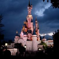 disneyland paris ..talia, Парриш