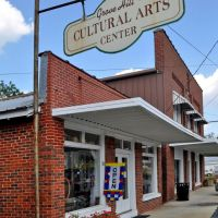 The Grove Hill Cultural Arts Center at Grove Hill, AL, Плисант Гров