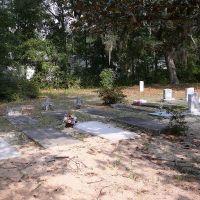 Antioch Cemetery, Пойнт-Клир