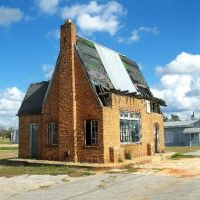 Historic Building, Jay, Florida, Поллард