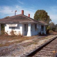Prattville Gulf, Mobile & Ohio Depot, Праттвилл