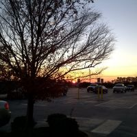 Sunset in Prattville, AL, Праттвилл