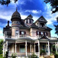 Government Street Historic Mansion, Причард