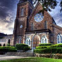 Trinity Episcopal Church, Причард