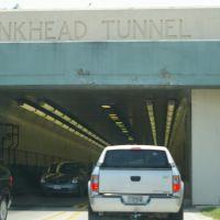 2011 Mobile, Al - along Rte 98 - Bankhead tunnel entry, Причард