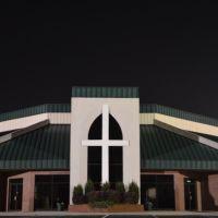 Destiny Christian Center (night), Робинсон Спрингс