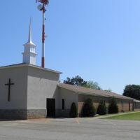 Grandview Pines Baptist Church, Робинсон Спрингс