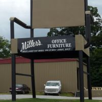 Millers Office Furniture, 625 Noble St., Anniston, AL 36201, Сакс
