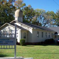 Anniston Islamic Center, Сакс