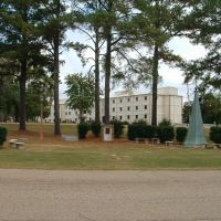 Clarks Park, WAC Training Center, Fort McClellan, AL, Сакс