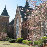 Parker Memorial Baptist Church, Сакс