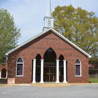 Wayside Baptist, Сакс
