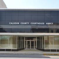 Alabama - Calhoun County Courthouse Annex, Сакс