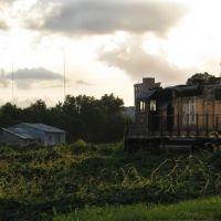 Train Spoting, Санфорд