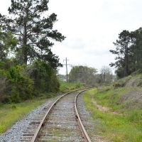 Three Notch Railroad, Санфорд