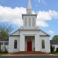 St. Marys Episcopal, Санфорд
