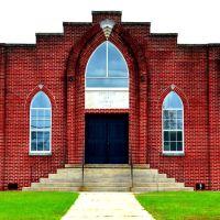 Church of Christ, Санфорд
