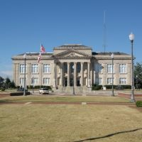 Covington County Courthouse, Andalusia, Alabama, Санфорд