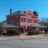 Selma L&N Depot; Now A Museum, Селмонт