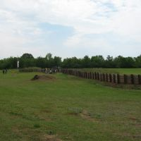 Confederate Earthworks Selma, Alabama, Селмонт