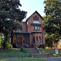 Weaver House at Selma, AL (The Castle), Селмонт