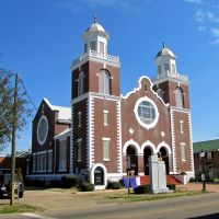 Brown Chapel AME Church at Selma, AL, Селмонт