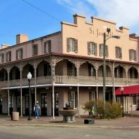 St. James Hotel at Selma, AL, Селмонт