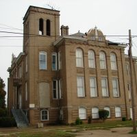 Selma, Alabama - Old Baker School, Селмонт