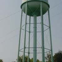 Selma, Alabama - Block Park Water Tower, Селмонт