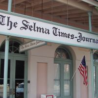 Selma, Alabama - The Selma Times-Journal Building, Селмонт