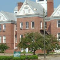 Selma, Alabama - Old Dallas Academy School, Селмонт