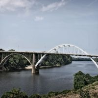 Edmund Pettus Bridge - Built 1940, Селмонт