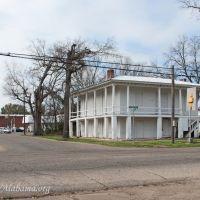 Wesley Plattenburg House at Selma, AL (completed 1842), Селмонт