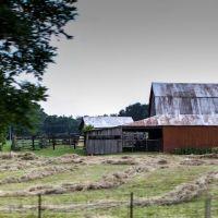 Alabama Working Barn, Сомервилл