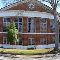 Alabama - Talladega County Courthouse, Талладега
