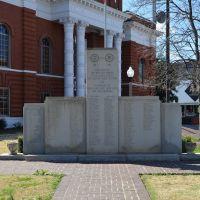 War Memorial, Талладега
