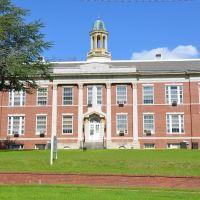 Talladega College - Silsby Hall, Талладега