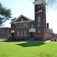 Talladega College - DeForest Chapel, Талладега