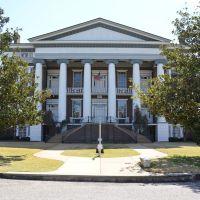 Alabama School for the Deaf - Manning Hall, Талладега