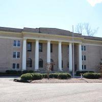 Alabama School for the Deaf - Johnson Hall, Талладега