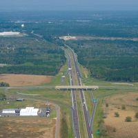 McDonald Rd - I10 Overpass, Теодор