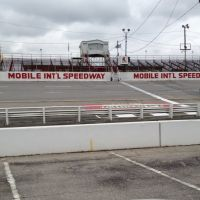 Mobile International Speedway (Oval Track), Теодор